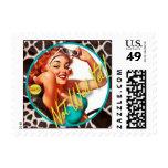 The Kitsch Bitsch : Not Wed Yet! Postage Stamp