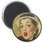 The Kitsch BItsch : Pin-Up Portraits Magnets
