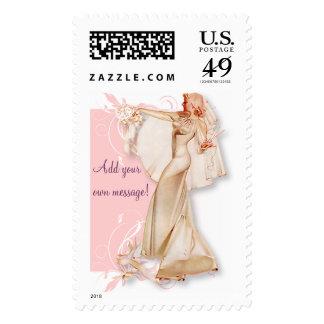 The Kitsch Bitsch : Retro Bridal Stamps