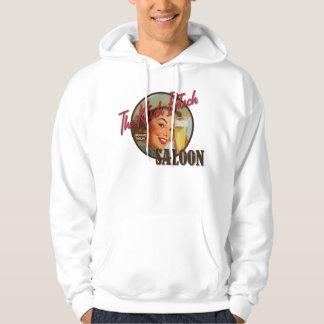 The Kitsch Bitsch : Saloon Pin-Up Hoodie