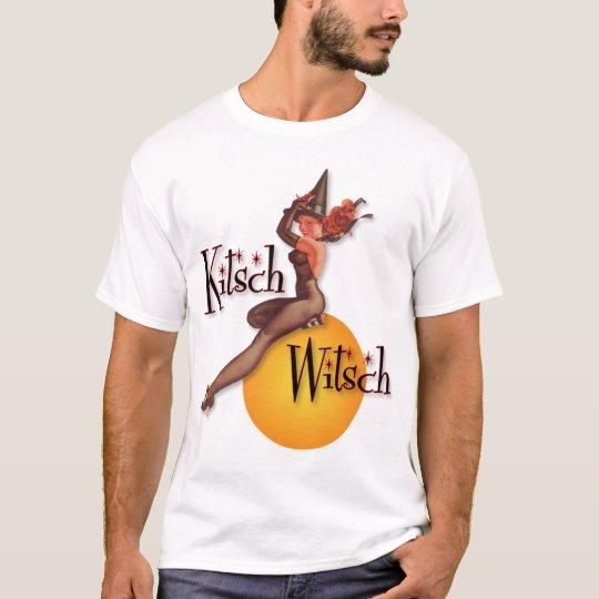 The Kitsch Bitsch : Sexy Kitsch Witsch T-Shirt