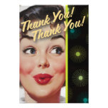The Kitsch Bitsch : Thank You! Thank You! Invitations