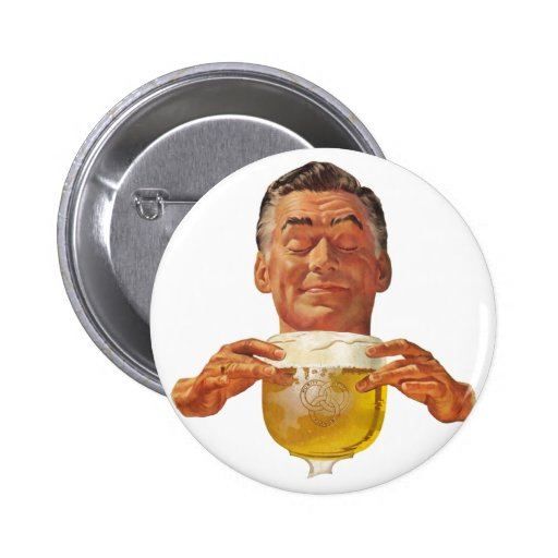 The Kitsch Bitsch : The Beer Guy! Button