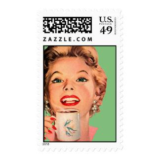 The Kitsch Bitsch : Vintage Coffee Graphic Stamps