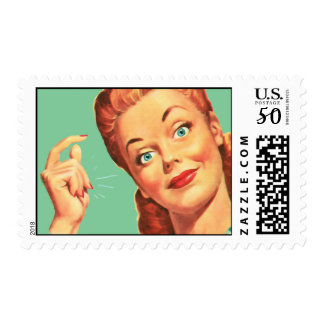 The Kitsch Bitsch : Vintage Snappy Graphic Postage