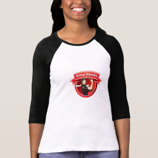 The Kitty Hawks Baseball Jersey T-Shirt