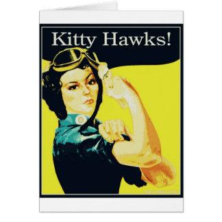 The Kitty Hawks Card