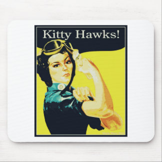 The Kitty Hawks Mouse Pad