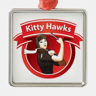 The Kitty Hawks Ornament