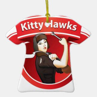 The Kitty Hawks Christmas Ornaments