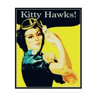 The Kitty Hawks Postcard