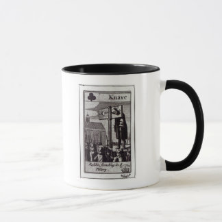 The Knave of Clubs Mug