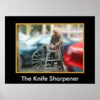The Knife Sharpener of Lima