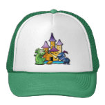 The Knight and the Dragon Trucker Hat