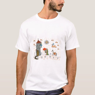 The Knight and the Lady T-Shirt