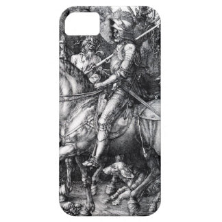 The Knight, Death and the Devil by Albrecht Durer iPhone SE/5/5s Case