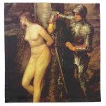 The Knight Errant Cloth Napkins