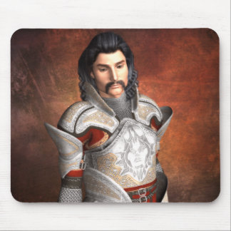 The Knight Human RPG Character Mousepad