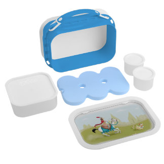 """""""The Knight"""" Lunch Boxes"""