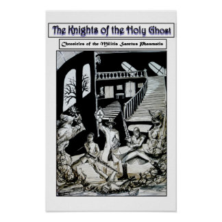 The Knights of the Holy Ghost  Poster