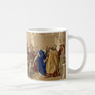 The Knights of the Round Table about to Depart Coffee Mug