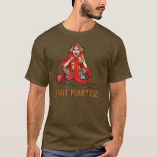 The Knit Master T-Shirt