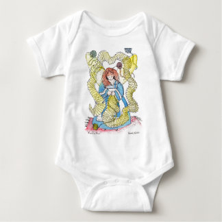 The Knitter Baby Bodysuit