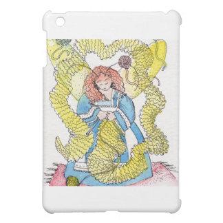 The Knitter iPad Mini Cover