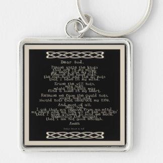 The Knots Prayer Keychain