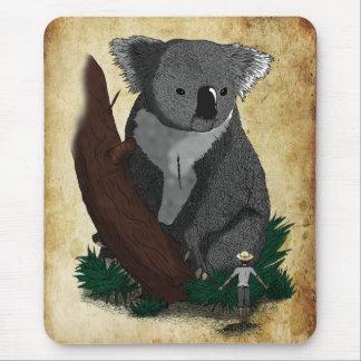 The Koala King Mouse Pad