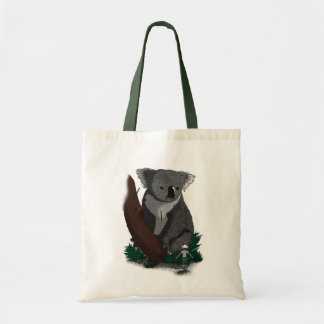 The Koala King Tote Bag