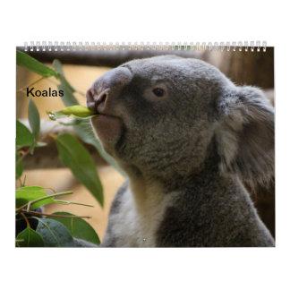 The Koalas Calendar
