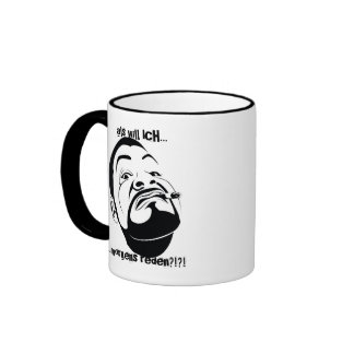 The Koksman in the morning Ringer Coffee Mug gefunden auf Zazzle.de