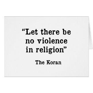 The Koran Card