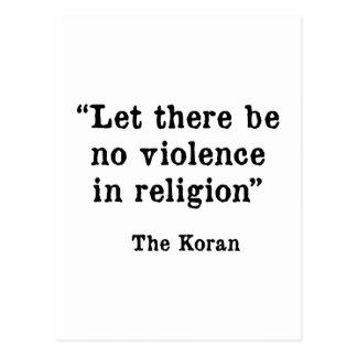 The Koran Postcards