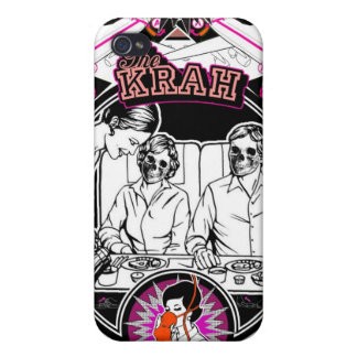 the krah world wide iphone cover iPhone 4 cover