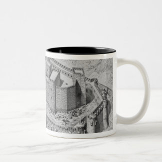 The Krak des Chevaliers, reconstruction Two-Tone Coffee Mug