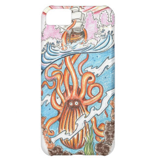 The Kraken Cover For iPhone 5C
