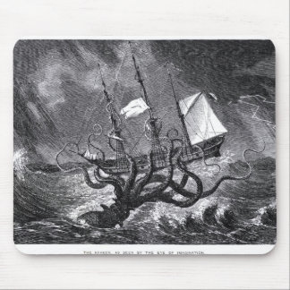 The Kraken Mouse Pad