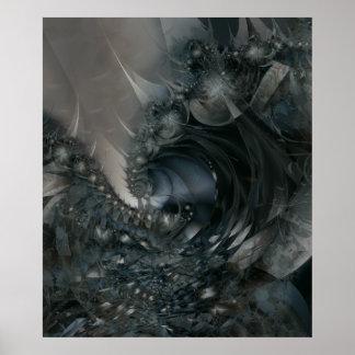 The Kraken Poster