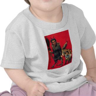 The Krampus Tee Shirts