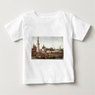 The Kremlin, Moscow, Russia 1915 Vintage Shirts