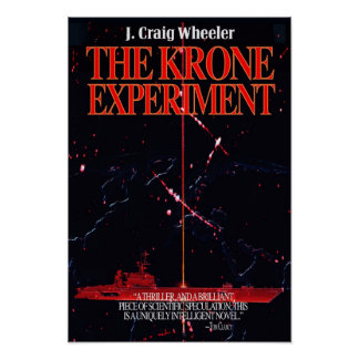 The Krone Experiment - 2012 ebook edition poster