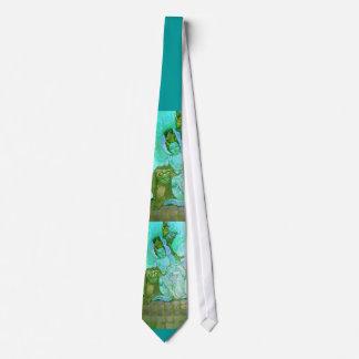 The Kuan Yin Tie by NJoy