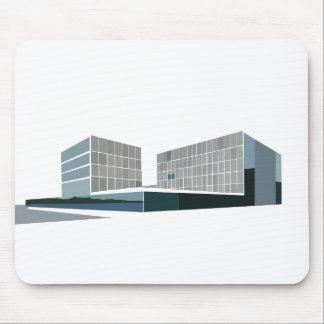 The Kunstlinie - SANAA Mouse Pad