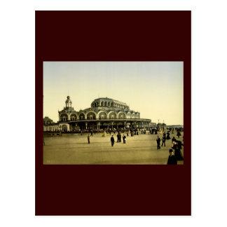 The Kursaal Ostend Belgium Postcard