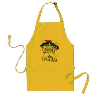 the kush factory apron