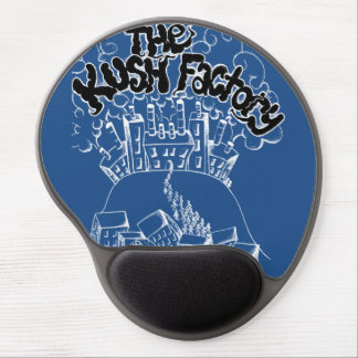 the kush factory gel mouse pad