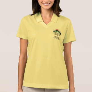 the kush factory polo shirt