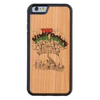 the kush phone carved® cherry iPhone 6 bumper